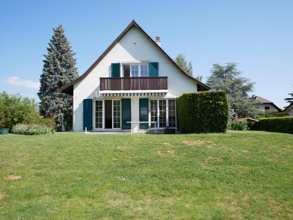 VENDUE - Villa individuelle, 5 chambres, quartier résidentiel